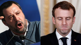 'President against his people': Salvini openly backs Yellow Vest protesters, lashing out at Macron
