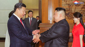 Kim Jong-un arrives in China for 4th meeting with Xi