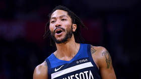 NBA star Derrick Rose apologizes for 'kill yourself' comments