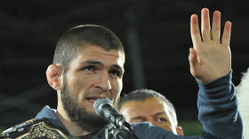 The B*tch Boys: Khabib & fight game stars engage in fierce online slanging match (VIDEO)