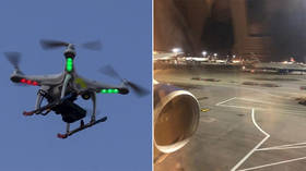 Drone again? London Heathrow grounds flights after UAV sighting