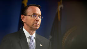 Deputy AG Rod Rosenstein to resign soon - report