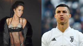 Cristiano Ronaldo branded 'psychopath' by model Jasmine Lennard, who pledges help to rape accuser