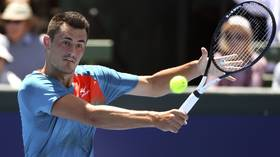 Cheeky winner: Bernard Tomic defeats Nick Kyrgios with incredible trick serve (VIDEO)