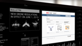 Canada introduces harsh drone-flying guidelines & mandatory pilot certificates