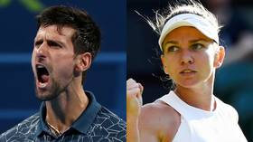 Australian Open: Djokovic & Halep receive top seeds for first Grand Slam of 2019