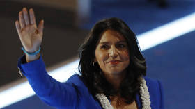 Tulsi 2020: Anti-war Democrat says she's running for US president
