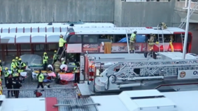 Horrific crash of double-decker bus in Ottawa leaves 3 dead, 23 injured (VIDEOS, PHOTOS)