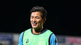 Half a century no out: 51yo Japan legend Miura signs record-breaking deal at Yokohama FC