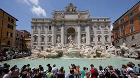 'Enemy of the poor': Catholic Church slams Rome's mayor over Trevi fountain coins