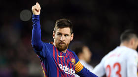 'We're blessed to live in his time': Lionel Messi creates history with 400th La Liga goal (VIDEO)