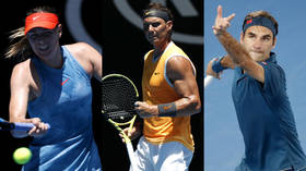 Federer, Nadal, Sharapova off to powerful start as Australian Open kicks off in Melbourne