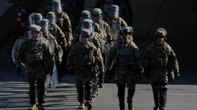 Troops to stay at Mexican border through September – Pentagon