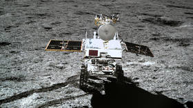 New VIDEO shows Chinese probe roaming the 'dark side' of the Moon