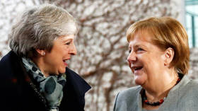 Merkel won't help: Berlin denies sweetening Brexit deal ahead of seemingly doomed vote in Parliament