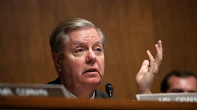 Dem Coalition head under fire after claim Sen. Graham 'blackmailed' by Trump over 'SEXUAL KINK'