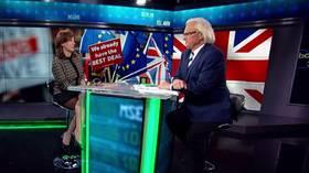 Brexit breaks the UK's back