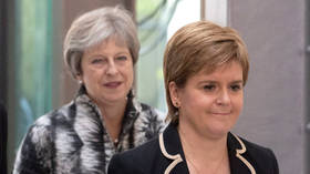 Scotland's interests will only be protected with independence – Sturgeon after May deal defeat