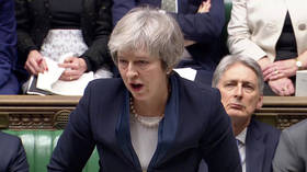 'He has failed his responsibility': Theresa May attacks Jeremy Corbyn at final Brexit debate