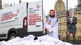 Hunger striking labour cllr blasts UK involvement in Yemen war, US military all over Africa (E700)