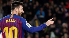 'I don't focus on records': Lionel Messi reflects on 400 goals landmark for Barcelona