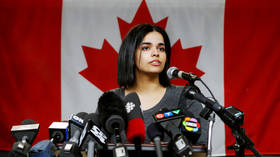 Exodus brewing: Saudi teen granted asylum in Canada calls on others to follow her example and flee