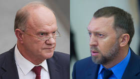 Billionaire Deripaska sues Communist leader Zyuganov for calling his business 'biggest scam'