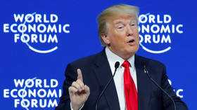 No US officials in Davos: Trump cancels plans for Mnuchin & Pompeo to visit forum