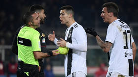 'Juve Out!': Fans call for boycott, expulsion of Juventus amid referee 'bias' in Italian Super Cup