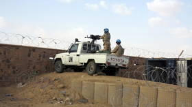 8 peacekeepers killed in militant attack on UN base in Mali