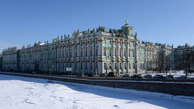 Winter Palace in St. Petersburg © Global Look Press/ Andrey Pronin
