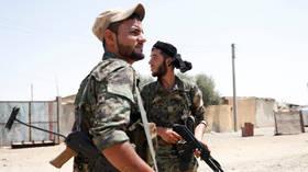 Bomb attack on Kurdish-US convoy in Syria reportedly kills 5 (VIDEO)