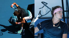 'She was robbed!': Serena Williams fans blame umpire for quarterfinal loss at Australian Open