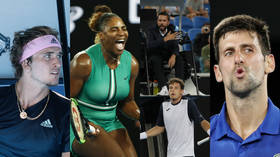 Aus Open Day 8: Roundup & reaction Down Under as Djokovic, Williams & Raonic through to QF (PHOTOS)