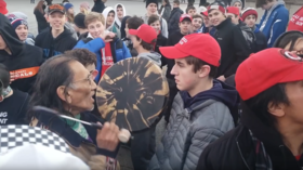 'MAGA kids go into the woodchipper': Disney producer tweets violent threat against Covington boys