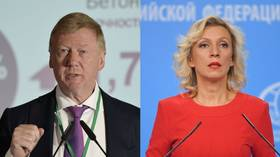 'Russia is poor' remark causes heated row between father of Russian capitalism & FM spokeswoman