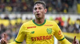 'Growing concern': Massive search underway as striker Sala confirmed passenger on missing aircraft