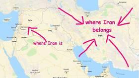 IDF tries its hand in MS Paint warfare to tell Iran 'where it belongs'