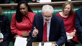 'Door open but your mind is closed': Corbyn lays into May over Brexit redlines at PMQs