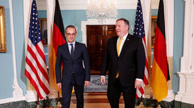 German foreign minister to discuss INF missile treaty during Washington visit