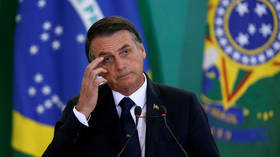 Brazil's Bolsonaro joins several S. American states in recognizing Guaido as Venezuela's acting head