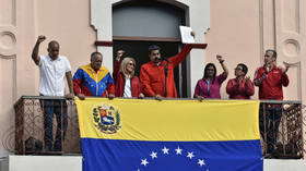 Maduro wants to continue relations with the US, except 'diplomacy and politics'