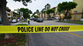 Gunman kills 5 at Florida bank, surrenders to police after hostage standoff