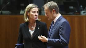 Unelected Brussels bureaucrats support 'democracy' in Venezuela 'on behalf of EU'