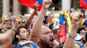 New Congress Democrats denounce Venezuela coup, get bashed for quoting RT-linked people