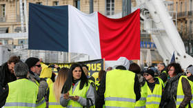 Yellow Vests group gears up for European elections, gets under fire from their own comrades