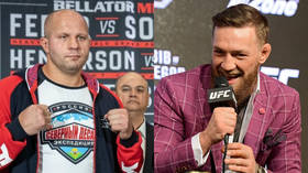 'Conor should watch his mouth': Russian MMA legend Emelianenko issues brutal putdown to McGregor