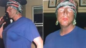 Florida secretary of state resigns amid 'Hurricane Katrina victim' blackface scandal (PHOTOS)