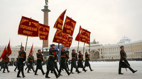 Troops parade in St. Petersburg to mark 75yrs since end of Leningrad Siege in WWII (PHOTO, VIDEO)