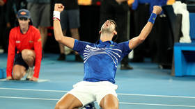 Dominant Djokovic breezes past nervy Nadal to claim record 7th Australian Open title (PHOTOS)